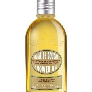 Loccitane Almond Shower Oil Suihkuöljy 250 ml