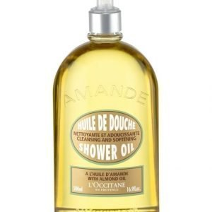 Loccitane Almond Shower Oil Suihkuöljy 500 ml