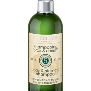Loccitane Aromachologie Body & Strength Shampoo 300 ml