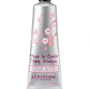 Loccitane Cherry Blossom Hand Cream Käsivoide 30 ml