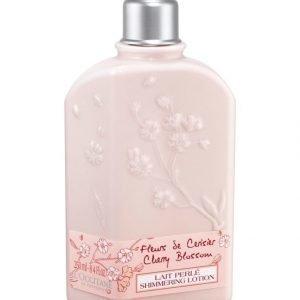 Loccitane Cherry Blossom Shimmering Lotion Vartalovoide 250 ml