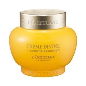 Loccitane Immortelle Divine Cream Kasvovoide 50 ml