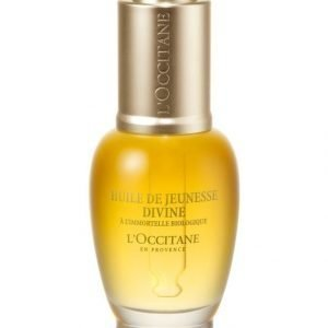 Loccitane Immortelle Divine Youth Oil Kasvoöljy 30 ml