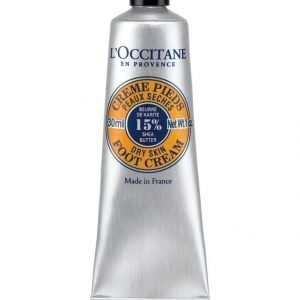 Loccitane Shea Foot Cream Jalkavoide 30 ml