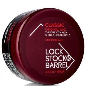 Lock Stock & Barrel The Daddy Classic Wax 100 G