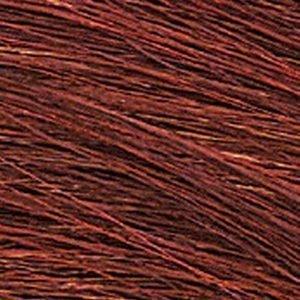 Lofty Peruukki Saskia Mahonki / Granaatinpunainen Raidoitettu