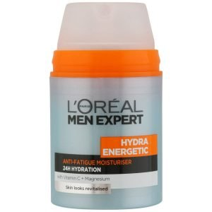 L'oréal Men Expert Hydra Energetic Daily Anti-Fatigue Moisturising Lotion 50 Ml