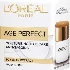 L'oréal Paris Age Perfect Eye Cream 15 Ml Silmänympärysvoide