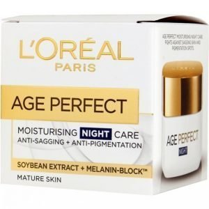 L'oréal Paris Age Perfect Night Cream 50ml Yövoide