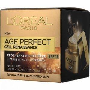 L'oréal Paris Age Perfect Renaissance Cellulaire Day 50ml Päivävoide