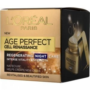 L'oréal Paris Age Perfect Renaissance Cellulaire Night 50ml Yövoide