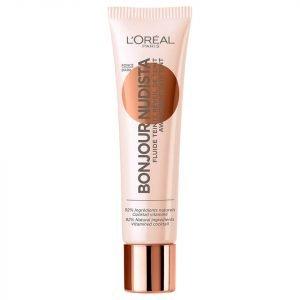 L'oréal Paris Bonjour Nudista Skin Tint Bb Cream 30 Ml Various Shades Dark