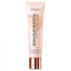 L'oréal Paris Bonjour Nudista Skin Tint Bb Cream 30 Ml Various Shades Medium Light