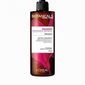 L'oréal Paris Botanicals Radiance Remedy Shampoo 400 Ml