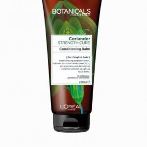 L'oréal Paris Botanicals Strength Cure Conditioner 200 Ml Hoitoaine