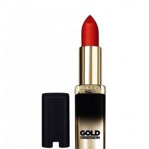 L'oréal Paris Color Riche Gold Obsession Huulipuna Jennifer