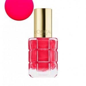 L'oréal Paris Color Riche Le Vernis A L'huile Kynsilakka Pink