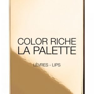 L'oréal Paris Color Riche Lip Palette Huulipuna