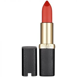 L'oréal Paris Color Riche Matte Addiction Lipstick 4.8g Various Shades Brick Rouge