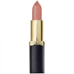 L'oréal Paris Color Riche Matte Addiction Lipstick 4.8g Various Shades Moka Chic