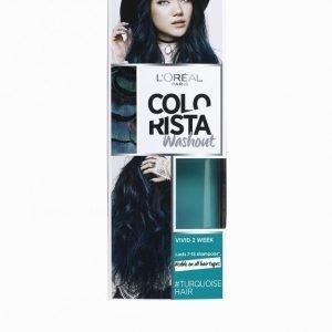 L'oréal Paris Colorista Washout Hiusväri Turquoise Blue