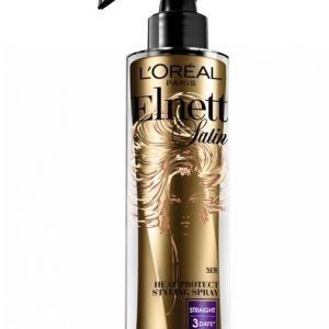 L'oréal Paris Elnett Heat Protection Straight 170 Ml