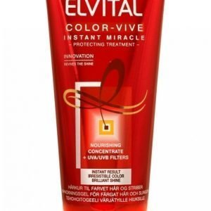 L'oréal Paris Elvital Color Vive Instant Miracle Intensiivikuuri 200ml