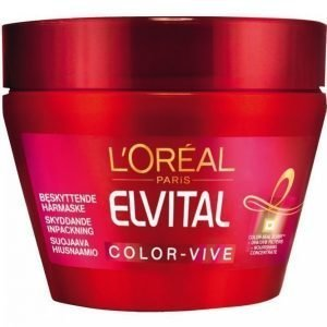 L'oréal Paris Elvital Color Vive Treatment 300 Ml