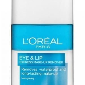 L'oréal Paris Eye & Lip Make Up Remover 125ml
