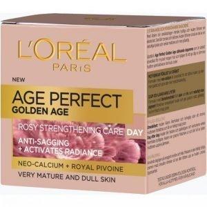 L'oréal Paris Lsc Age Perfect Golden Age Daycream 50 Ml Päivävoide