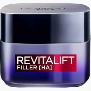 L'oréal Paris Lsc Revitalift Filler Night Cream 50 Ml Päivävoide