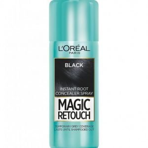 L'oréal Paris Magic Retouch Instant Root Concealer Spray Hiusväri Black