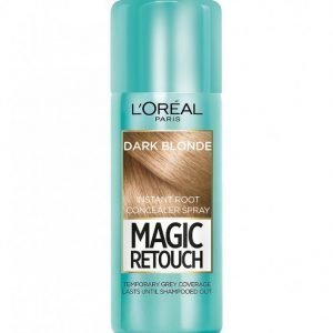 L'oréal Paris Magic Retouch Instant Root Concealer Spray Hiusväri Dark Blonde