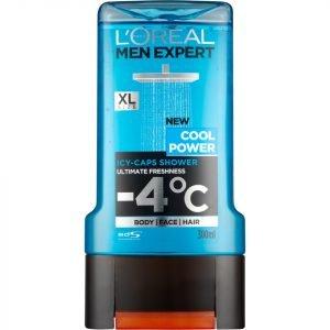 L'oréal Paris Men Expert Cool Power Shower Gel 300 Ml
