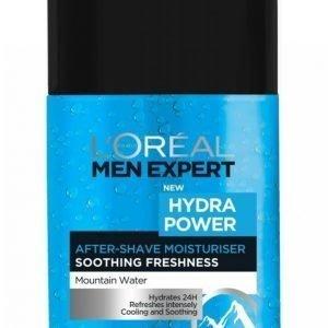 L'oréal Paris Men Expert Hydra Power After Shave Moisturiser Päivävoide