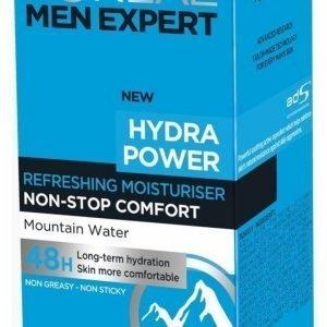 L'oréal Paris Men Expert Hydra Power Refreshing Moisturiser Päivävoide