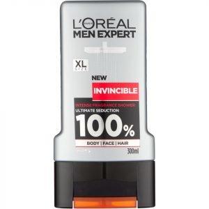 L'oréal Paris Men Expert Invincible Sport Shower Gel 300 Ml