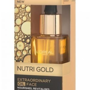 L'oréal Paris Nutri Gold Extra Ordinary Oil 30 Ml
