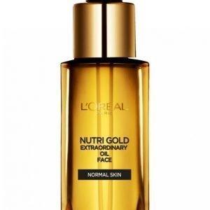 L'oréal Paris Nutri Gold Extra Ordinary Oil Cream 50 Ml Päivävoide