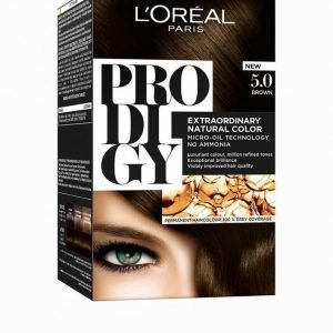 L'oréal Paris Prodigy Hair Color Hiusväri Brown