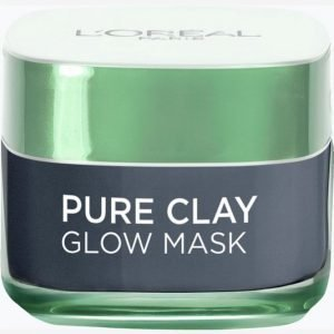L'oréal Paris Pure Clay Mask 50 Ml Kasvonaamio