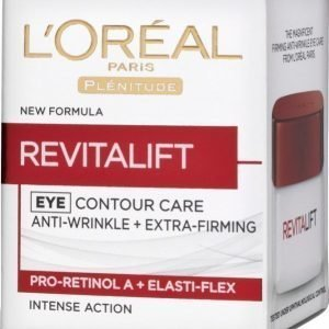 L'oréal Paris Revitalift Eye Cream 15ml Silmänympärysvoide