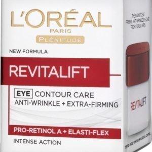 L'oréal Paris Revitalift Eye Cream 15ml Silmänympärysvoide