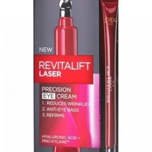 L'oréal Paris Revitalift Laser Eye Cream 15ml Silmänympärysvoide
