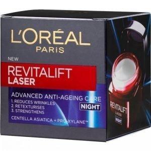 L'oréal Paris Revitalift Laser Night Cream 50 Ml Yövoide