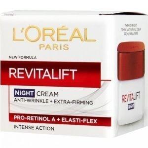 L'oréal Paris Revitalift Night Cream 50ml Yövoide