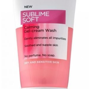 L'oréal Paris Sublime Soft Gel Cream Wash 150ml Puhdistusgeeli