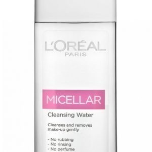 L'oréal Paris Sublime Soft Micellar Water 200ml Kasvovesi