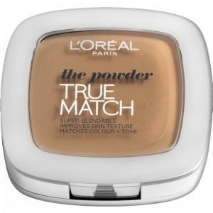 L'oréal Paris True Match Compact Powder Puuteri