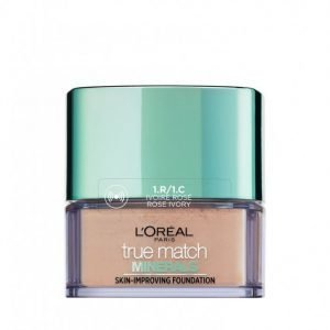 L'oréal Paris True Match Minerals Powder Foundation Mineraalimeikkivoide Ivoir